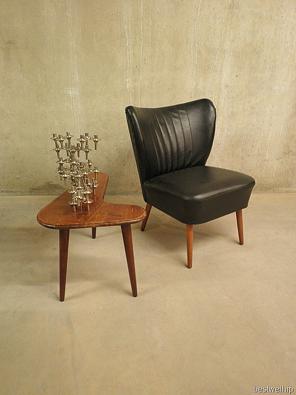 cocktail chair club fauteuil fifties bestwelhip. Black Bedroom Furniture Sets. Home Design Ideas