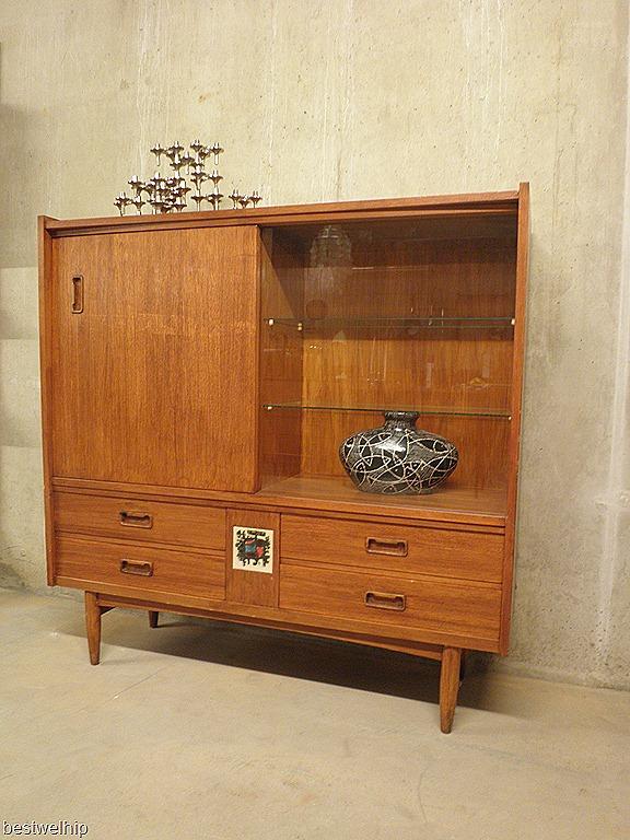 Vintage kast woonkamer mooi vormgegeven tv meubel op maat gemaakt van steigerhout idee n about - Vintage woonkamer meubels ...