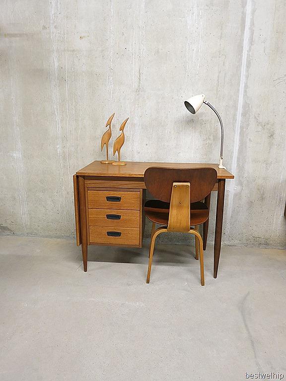 deens vintage design bureau desk arne vodder bestwelhip. Black Bedroom Furniture Sets. Home Design Ideas