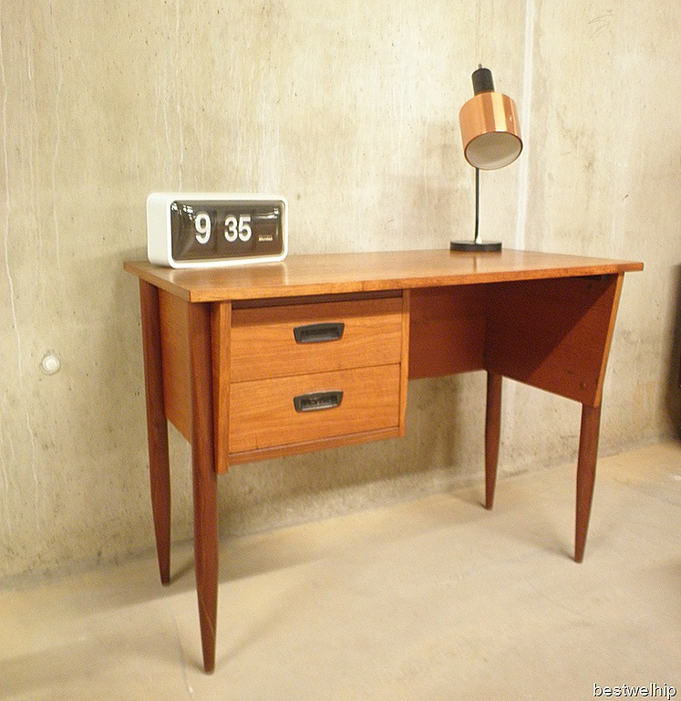 vintage bureau deense stijl bestwelhip. Black Bedroom Furniture Sets. Home Design Ideas