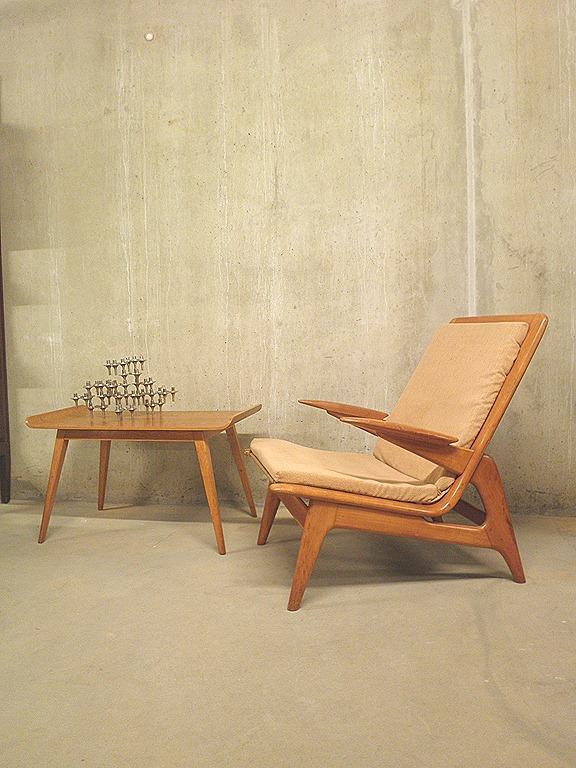 Lage Lounge Stoel.Deense Vintage Design Lounge Chair Bestwelhip