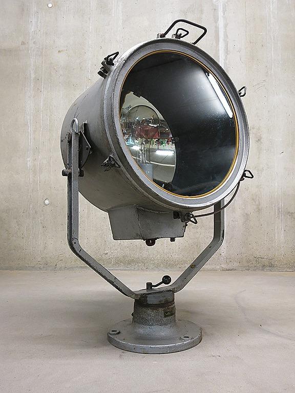 Vintage Spot Lamp Industrieel Design Industrial Vintage