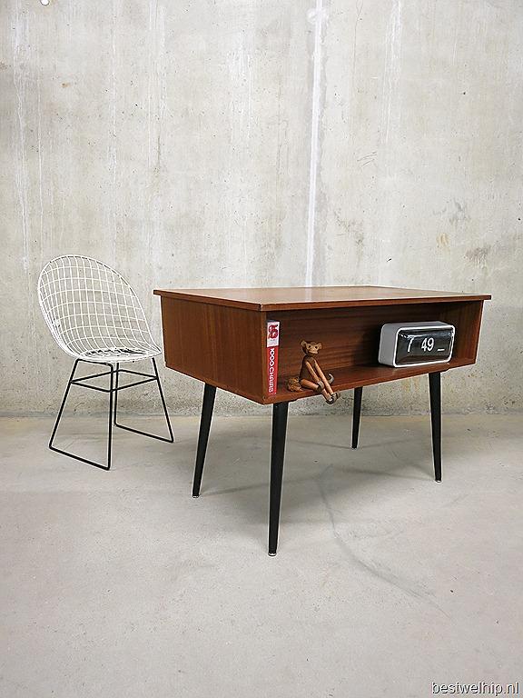 vintage design bureau desk deense stijl bestwelhip. Black Bedroom Furniture Sets. Home Design Ideas