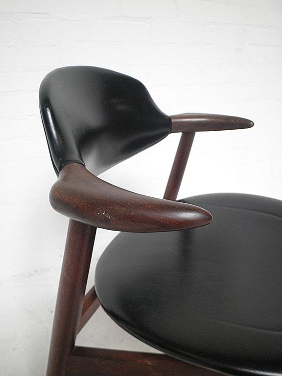 Koehoorn eetkamer stoel bestwelhip for Bauhaus stoel vintage