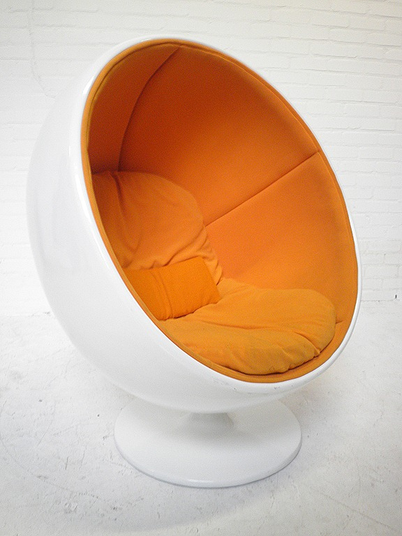Retro ball chair bestwelhip bestwelhip - Stoel rode huis van de wereld ...