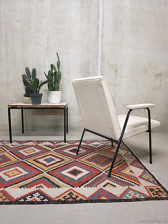 Vintage design Industrial armchair lounge chair : Bestwelhip