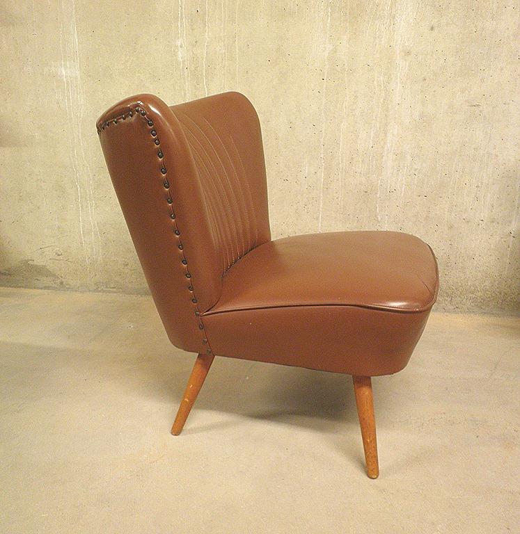 jaren 50 cocktail stoel bestwelhip bestwelhip. Black Bedroom Furniture Sets. Home Design Ideas