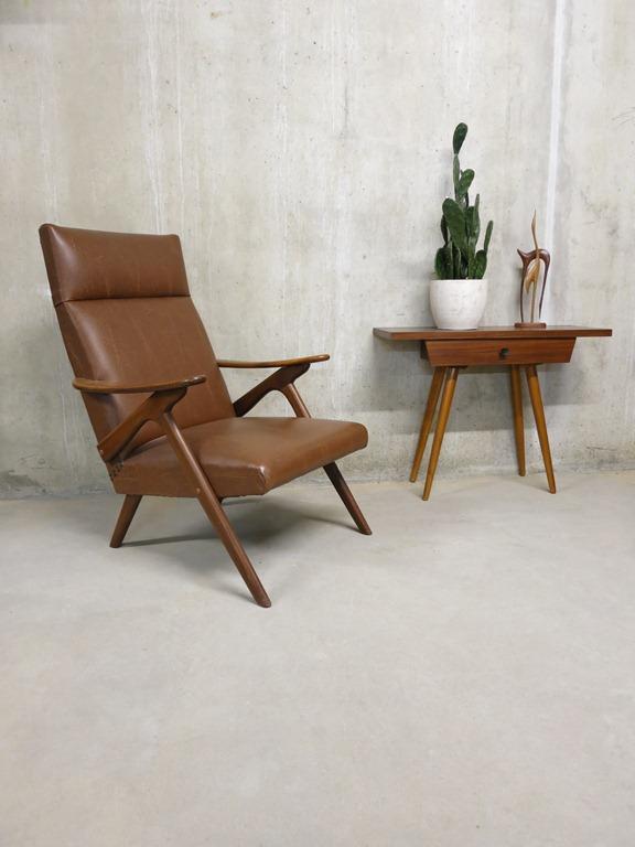 Lounge fauteuil easy chair scandinavische stijl bestwelhip - Lounge stijl ...