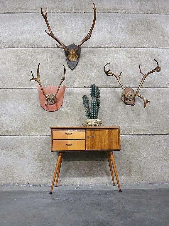 Vintage design wall cabinet wandkast xs bestwelhip - Scandinavische coktail ...
