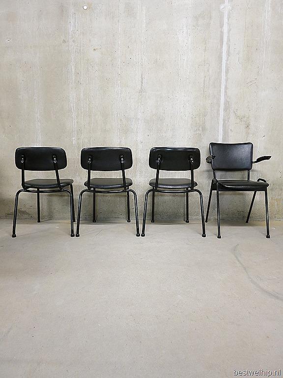 Ahrend de cirkel friso kramer eetkamer stoelen dining chairs bestwelhip - Kamer dining ...