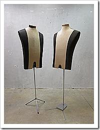 Authentieke jaren 50 kleermakers buste dressboy