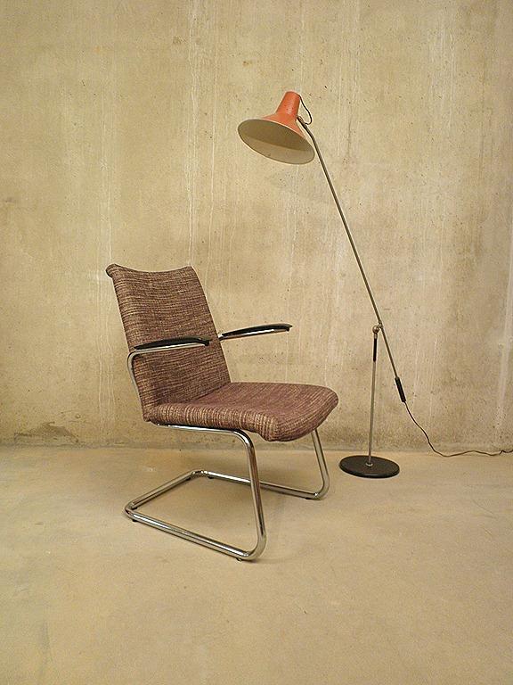 Design stoel de wit model 4014 bestwelhip for Design stoel wit