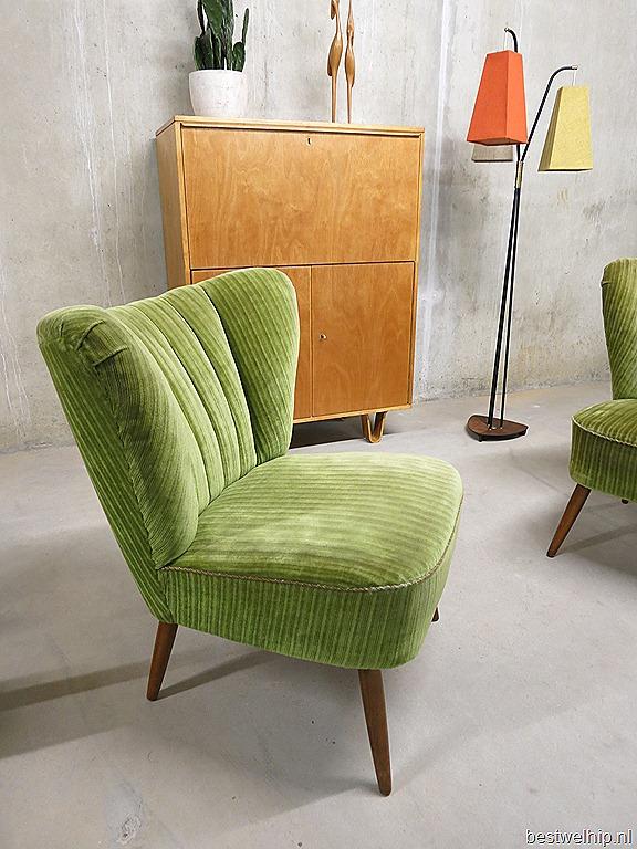 Nature coctail chairs clubfauteuils bestwelhip for Groene stoel