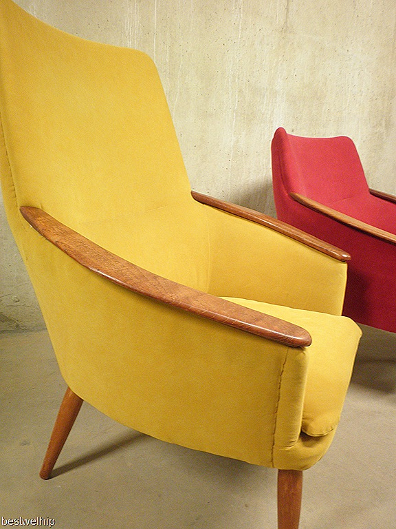 bovenkamp vintage design fauteuil bestwelhip. Black Bedroom Furniture Sets. Home Design Ideas