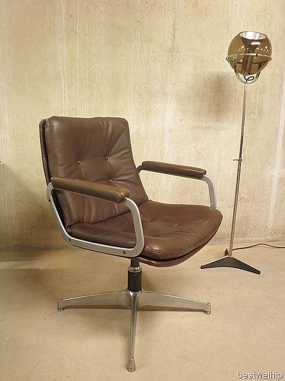 Artifort Bureaustoel Vintage.Artifort Vintage Easy Chair Geoffrey Harcourt Bestwelhip