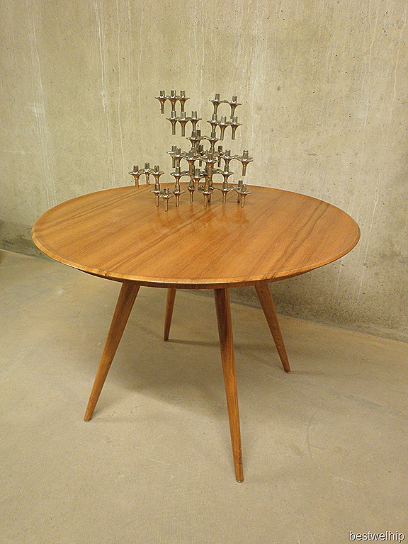 Ronde Tafel Scandinavisch Design.Deens Design Koffietafel Coffee Table Bestwelhip