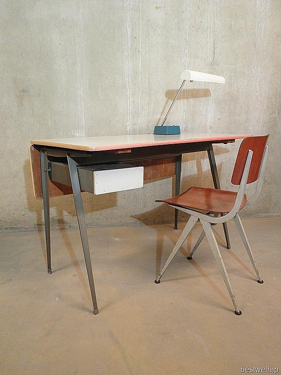 Nieuw Vintage design desk Friso Kramer stijl | Bestwelhip XF-87
