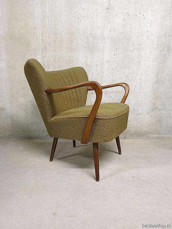 Danish Armchairs Vintage Design Fifties Bestwelhip