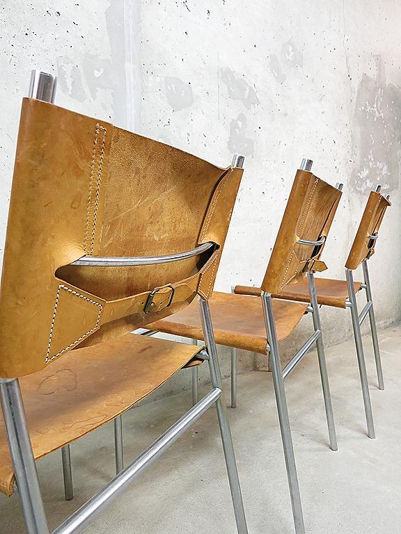 Mid century dutch design dinner chairs spectrum bestwelhip for Dutch design eetkamerstoelen
