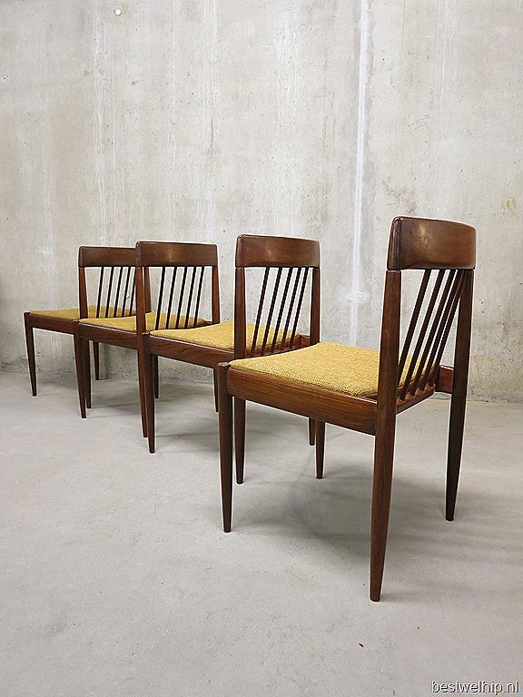 Vintage eetkamerstoelen deens danish vintage design for Eetkamerstoelen deens design
