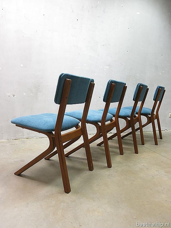 Hedendaags Vintage design eetkamerstoelen Deense stijl, vintage dinner chairs DD-33