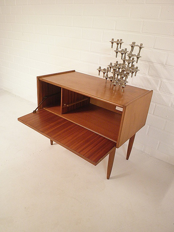Vintage tv kast deens bar cabinet danish bestwelhip for Danish design meubels