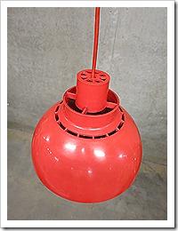 Philips bakelieten hanglamp vintage retro