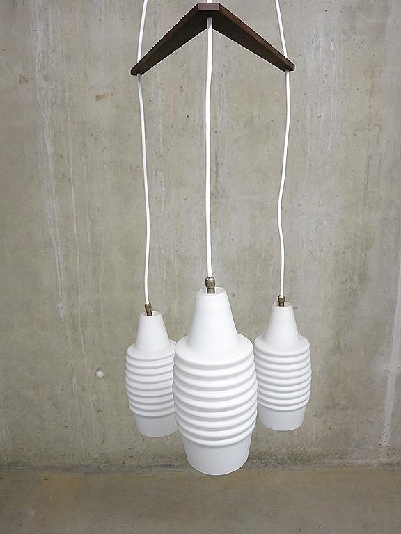 Deense Mid Century Design Boomerang Lamp Kelk Lamp