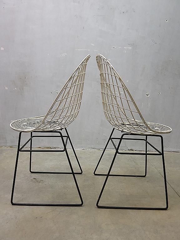 Draadstoel Pastoe Replica.Greatest Vintage Wire Chair Jt69 Advancedmassagebysara