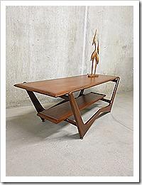 Danish mid century vintage design coffee table