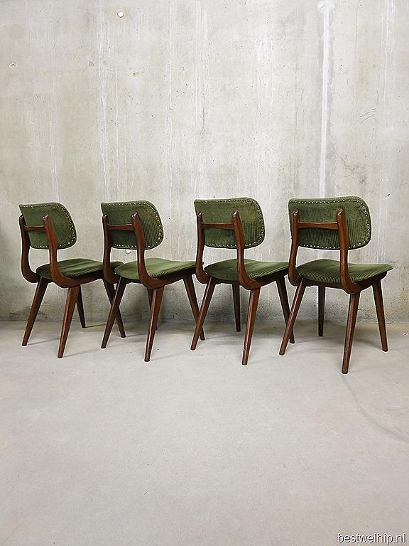 Vintage eetkamer stoelen in deense stijl bestwelhip for Deense meubels vintage