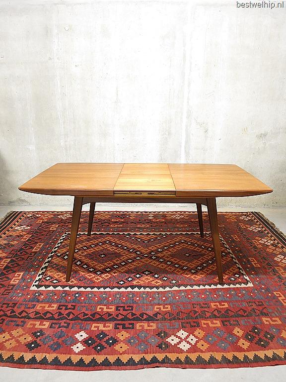 Webe Louis Van Teeffelen Vintage Design Tafel Dining Table