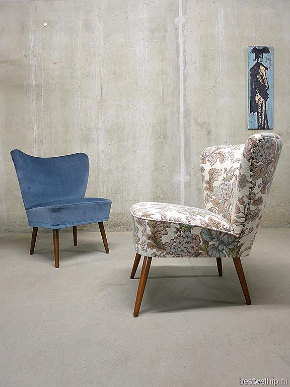 Vintage design cocktail stoelen clubfauteuils bestwelhip - Stoelen rock en bobois ...