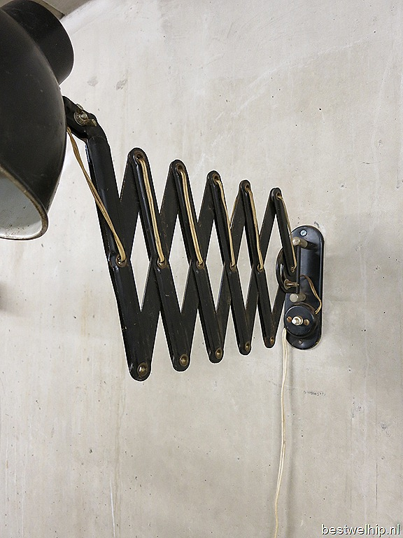 Bauhaus Schaarlamp Scissor Wall Lamp Bestwelhip