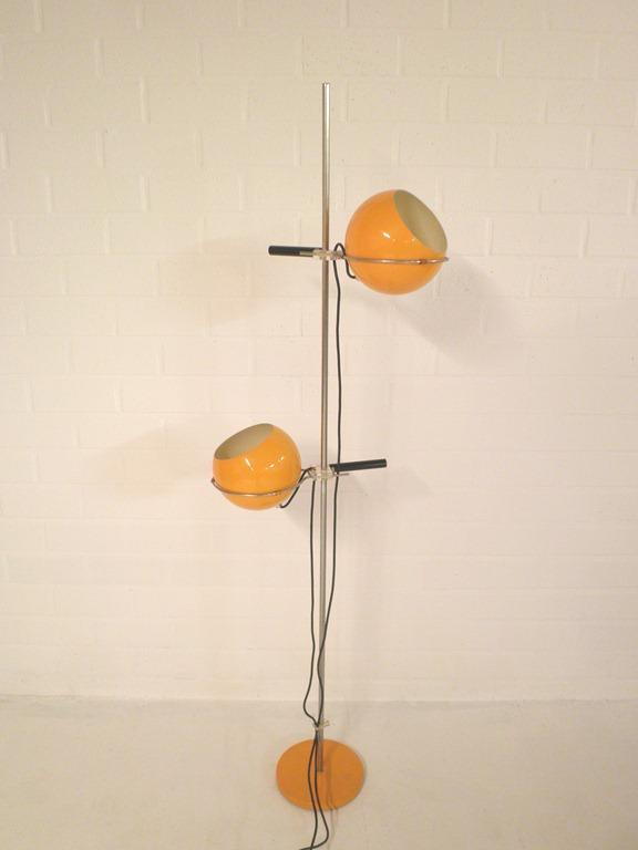 Gepo Vintage Vloerlamp Floorlamp 60s Bestwelhip