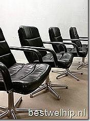 Artifort channel chair vintage design chair Geoffrey Harcourt
