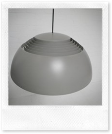 Louis Poulsen AJ Royal Pendant lamp Arne Jacobsen