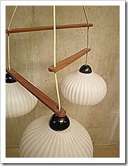 Danish ceiling light