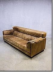 Mid century design sofa de sede stijl