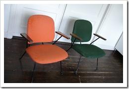 kembo stoelen, gispen