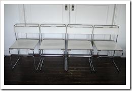 Planula chair, G.Carini