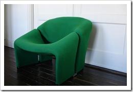 Artifort chair, Pierre Paulin