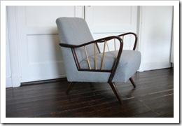 vintage design fauteuil
