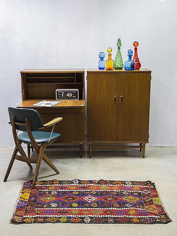 Mid century modern cabinet secretary tibergaard vintage - Secretaire moderne ...