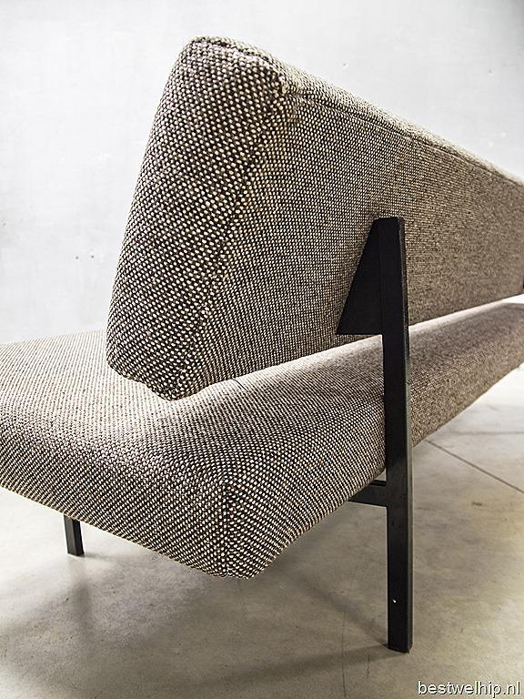 Design Slaapbank Gijs Van Der Sluis 540.Gijs Van Der Sluis Gispen 540 Slaapbank Vintage Dutch Design