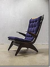 Jan den Drijver easy chairs armchairs Dutch vintage design