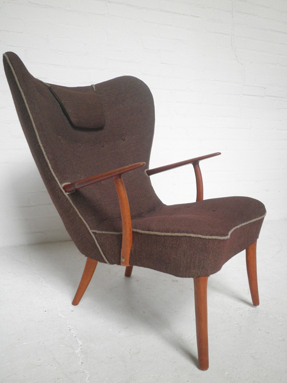 deense design fauteuil hans wegner bestwelhip. Black Bedroom Furniture Sets. Home Design Ideas