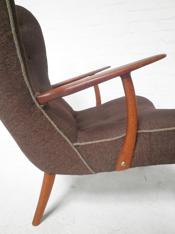 Lounge Stoel Wing: Wings fauteuil en armstoel geel kare design angels.