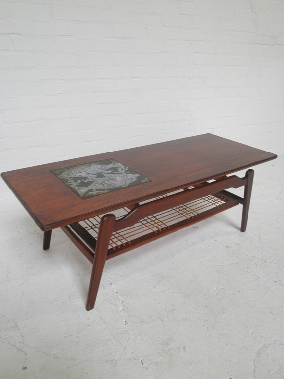 Vintage design salontafel coffee table 60s bestwelhip for 60s coffee table