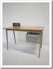 Industrieel vintage design bureau marko bestwelhip for Zwevend ladenblok